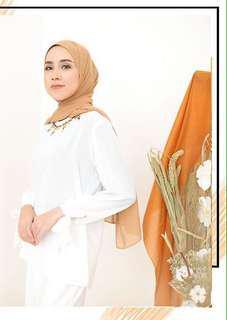 Iweardins Raya Collection - White