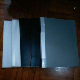 A3 Portfolio Folder File