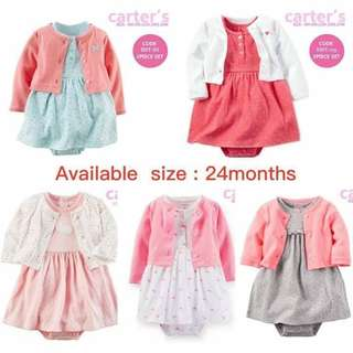 Carters for girls