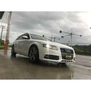 #操控性已不在話下 #一次滿足你三個願望  #熱血🔥 #帥氣✨#實用💪  #正10年 #Audi #A4 #Avant  2.0T #Quattro #S_Line特式車