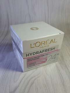 L'oreal Hydrafresh Multi-Protection Moisturizer