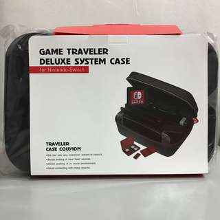 Nintendo Switch Hard Travel Case Deluxe