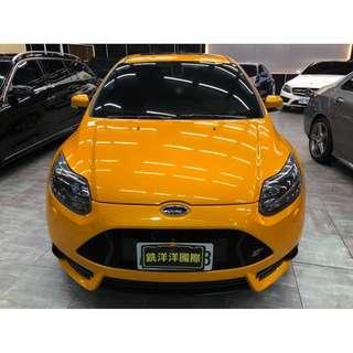 #Ford #Focus #ST #6MT  史上最強的ST產品,擠身6秒俱樂部