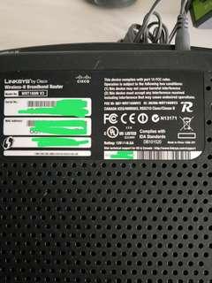 Linksys WRT160N Wireless-N Broadband Router
