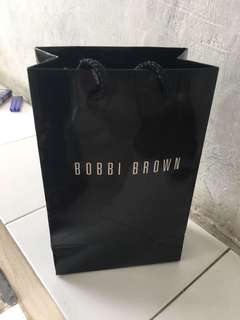 Bobbi brown paper bag