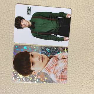 Yescard exo chen