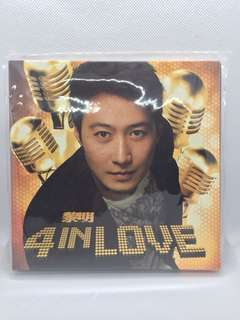 [全新]黎明 - 4 IN LOVE [CD]
