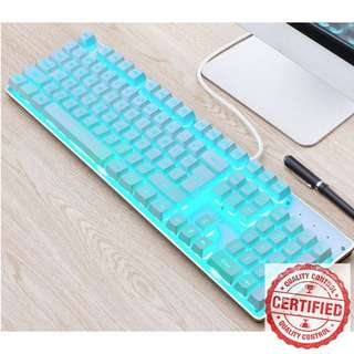 🚚 BNIB Icy Cool Gaming Keyboard IC24
