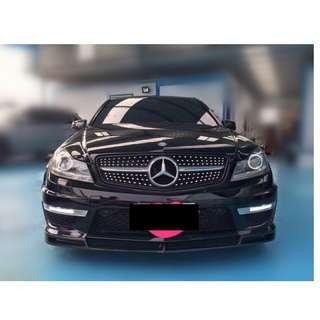 2013年 賓士 C250   黑✅0頭款 ✅免保人✅低利率✅低月付 FB搜尋:阿源 嚴選二手車/中古車買賣