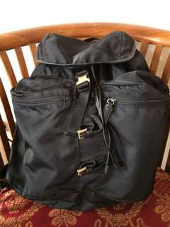 Prada backpack Large Size