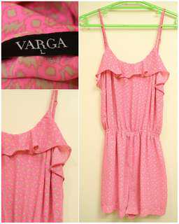 Preloved dresses and romper. Branded. Jellybean. Bayo. Varga