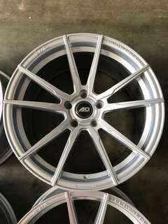 Rim AD Flow Forming 18 inch camry accord civic