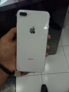 IPhone 8 Plus 64Gb Silver Ready Cash Kredit 3 Menit Cair
