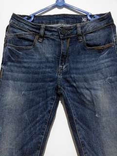 Authentic Miyoshi jeans Ori