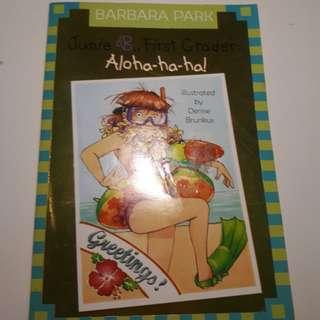 Junie B. Jones First Grader: #26 Aloha-ha-ha!
