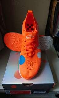 Nike zoom fly off white ow jordan react vapormax