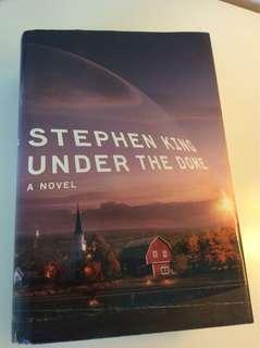 Stephen King: Under the Dome. Hardback novel