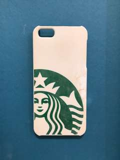 STARBUCKS HARDCASE IPHONE 5/5s