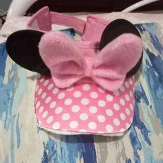 Minie Mouse Cap