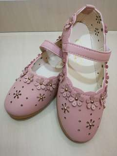 Kids shoes,princess style