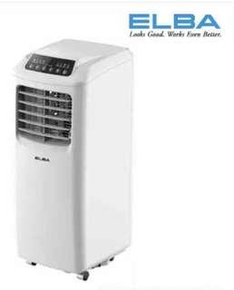 Elba Portable 1.0 HP Air Conditioner