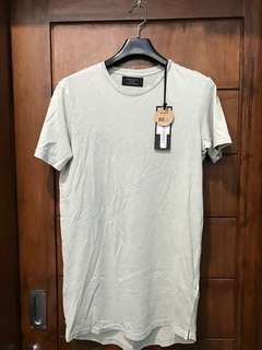 New COTTON ON kaos longline scoop hem tee BUKAN zara