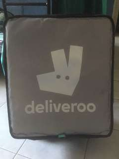 Deliveroo Delivery Bag
