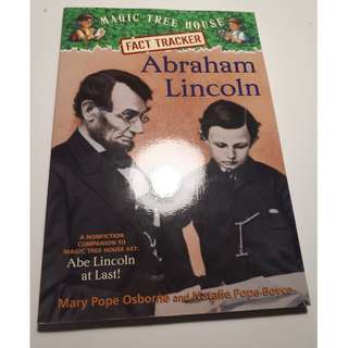 Magic Tree House: Abraham Lincoln