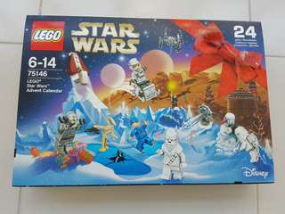 🚚 2016 LEGO Star Wars Advent Calendar