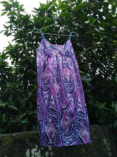 Cinnamon Violet night gown