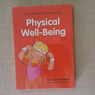 Physical Well Being Series - By Joy cowley