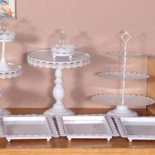 15pcs Wedding Cake And Cupcake Tray