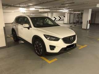 Mazda CX-5 2.5 Auto Luxury