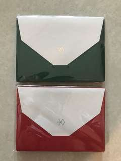 KPOP 絕版 EXO官方周邊 Miracles in December Postcard Set EXOK/EXOM