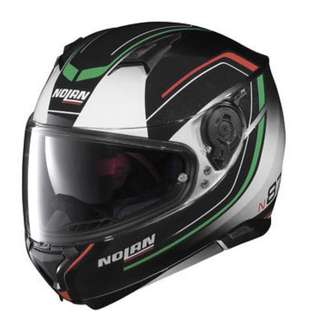 Nolan N87 Full-face Helmet (Graphic)