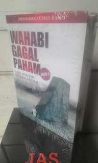 Wahabi Gagal Paham
