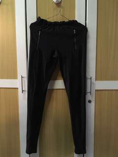 Pull and Bear Pants Legging Thick