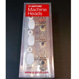 GOTOH Classical Machine Head 35G420FG