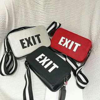 PO/Women Exit Sling Bag