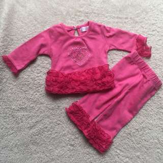 Baby Set Top and Pants