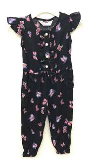 Baby jumpsuit dress