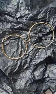 Lovisa gold hoops