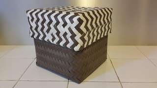 Handcrafted & Handwoven Medium Maya Boxes