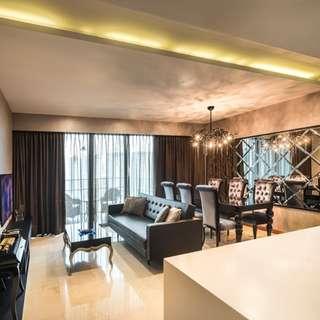 Luxurious Eco Green Semi-D condo in Sri Hartamas below market value