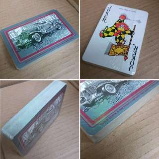 HK$8 - 全新1988年QUICK SILVER 啤牌 QUICK SILVER 1988 PLAYING CARD POKER