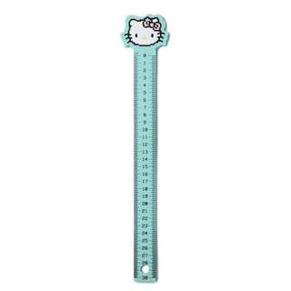 • Instock • Typo Pixel Hello Kitty Long Ruler