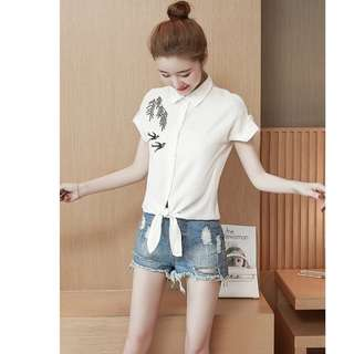 GSS1576X BLOUSE(instock)