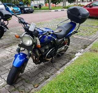 Honda Super 4 Spec 2