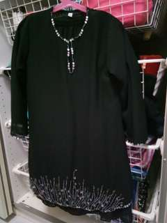 Baju Kurung Moden 11/12y