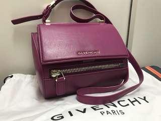 Givenchy pandora box( Fushia)